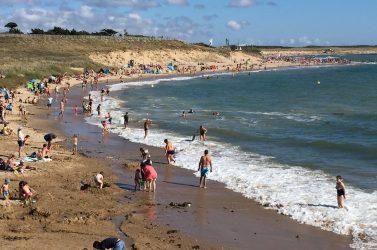 plage de Vendée