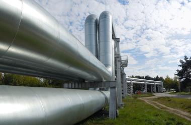 Shining pipes