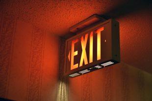 sortie-exit