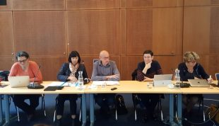 Conférence de presse OS CNFPT