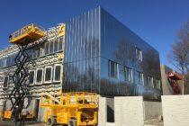 Le collège Simone Veil (Nantes), ouvert en septembre 2017, fait parti des 20 bâtiments déjà construits et analysés par le Cerema et Tribu Energie.