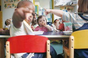 TRISOMIE 21 ENFANT CRECHE