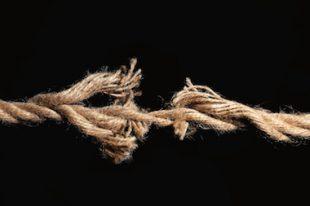 rupture corde lien
