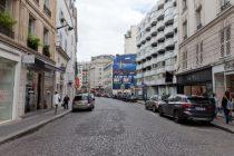 Rue de Passy 16eme