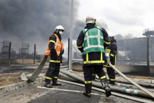 pompiers-lubrizol-rouen