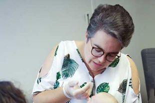 Véronique Darmangeat Consultante en lactation