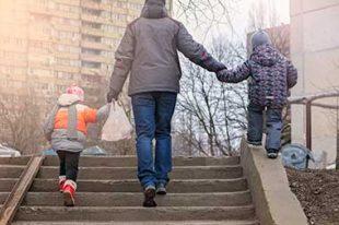 famille parent enfants
