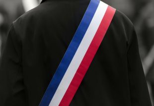 french tricolor ribbon