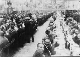 Banquet des maires