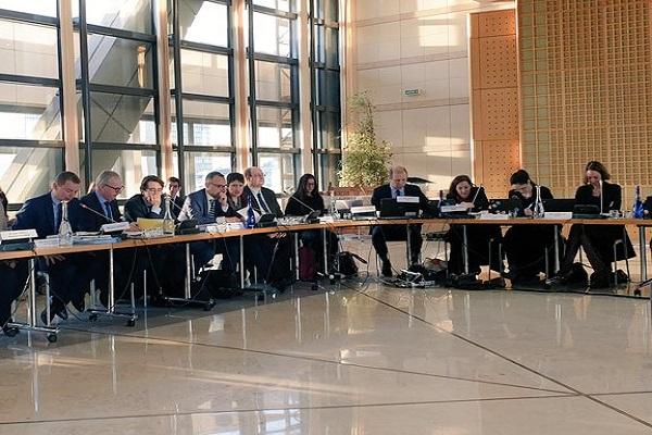 Conseil commun de la fonction publique du 22 novembre 2019.