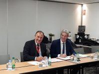 Signature de la convention CNFPT FNCDG