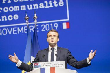 Police municipale : Emmanuel Macron veut aller plus loin dans la coopération