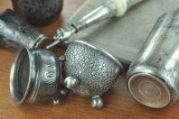 Antiquitäten aus Silber