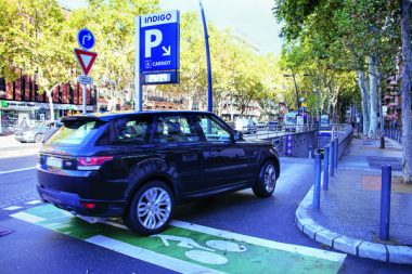 Parking Indigo, Toulouse