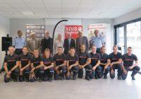 Des pompiers de la Loire et de la Haute-Loire travaillent ensemble, sous l'impulsion d'élus