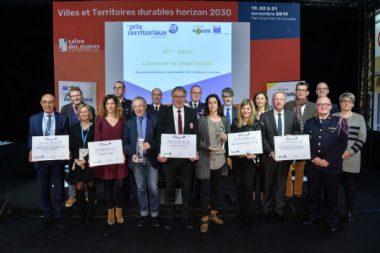 Les lauréats des Prix Territoriaux La Gazette - GMF 2019