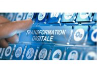 Image Conceptuelle De Transformation Digitale