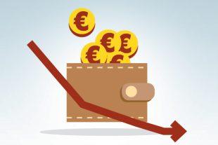 Baisse-argent-finances