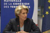 Caroline Cayeux, maire (DVD) de Beauvais, et présidente de l'ANCT