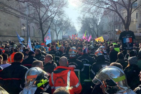 CGT grève