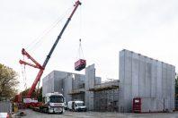 L'extension du réseau de chaleur du Grand Poitiers sera notamment alimentée par une chaufferie biomasse, installée en novembre 2019 et opérationnelle début 2020.