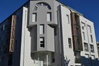 Après 2 ans de travaux, la résidence Clément-Bayard à Grenoble passe de l'étiquette énergétique D à A.