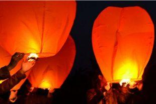 lanterne magique nuit