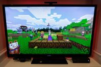 St. Louis, Missouri, USA - August 17, 2019: Video Game Minecraft