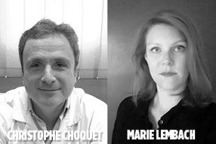 Christophe Choquet - Marie Lembach