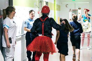 clowns hôpital Orléans