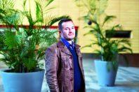 Portrait de Vincent Mandinaud ˆ Lyon, chargŽ de mission au dŽpartement Etudes, Capitalisation et Prospective de lÕAnact