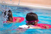 Lancement de la conférence sur l'aisance aquatique