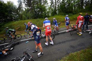 Course cycliste ARRAS/REIMS