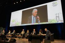 Patrick Bobet, président de Bordeaux métropole, lors de l'ouverture des Assisses de la transition énergétique.