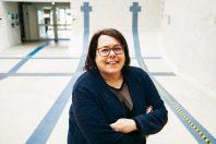Marion Derosier, directrice de La Piscine d'en face