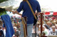 festival plein air - musicien