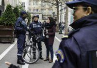 police municipale femme Paris Hidalgo