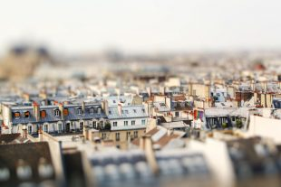 Paris-tilt-shift