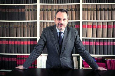 """Maître Samuel DYENS, avocat au barreau de N""""mes"""