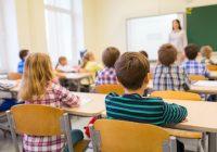élèves école classe bureau