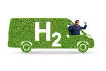 Véhicule roulant à l'hydrogène