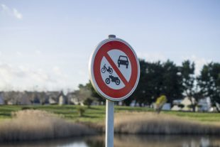 véhicules interdits