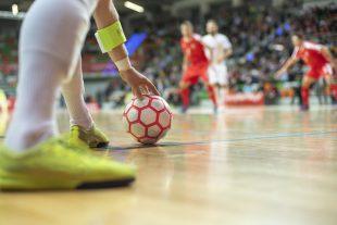 Futsal. Mecz towarzyski. Polska - Serbia. 02.12.2019