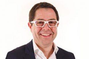 Frédéric Vanhille,  conseiller municipal chargé des sports  de la ville de Dunkerque