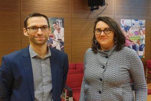 Pierre-Emmanuel Bégny et Aurélie Corbineau ne se représenteront pas en mars prochain.