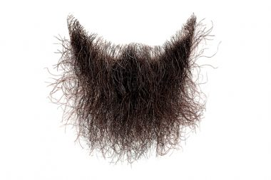 Une barbe en bataille
