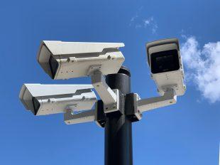 Caméras de vidéosurveillance à Lyon