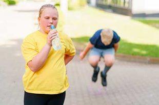 enfant obésité