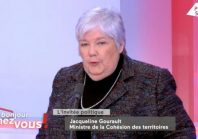 Loi 3D : Jacqueline Gourault annonce un examen plutôt «après l'été»