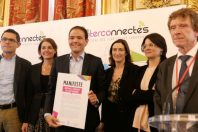 Cédric O et les élus des Interconnectés, le 12 frévrier 2020